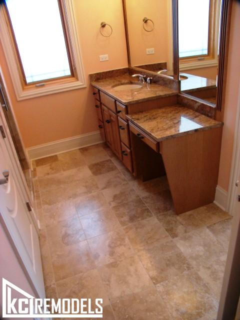 Bathroom remodel in Overland Park