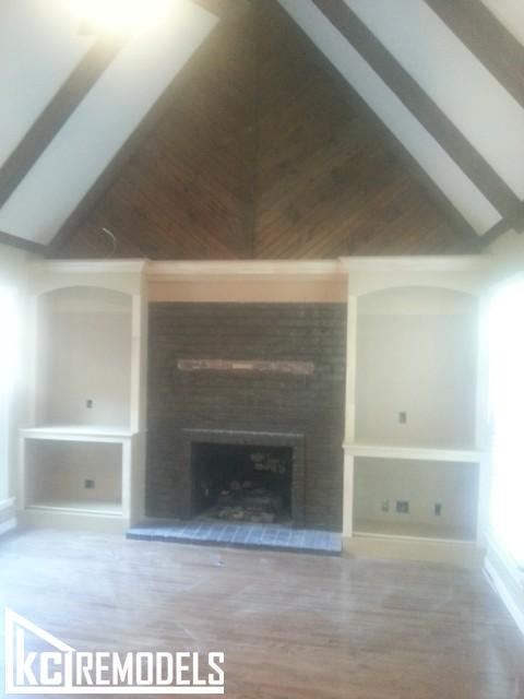 Custom cabinets in Overland Park