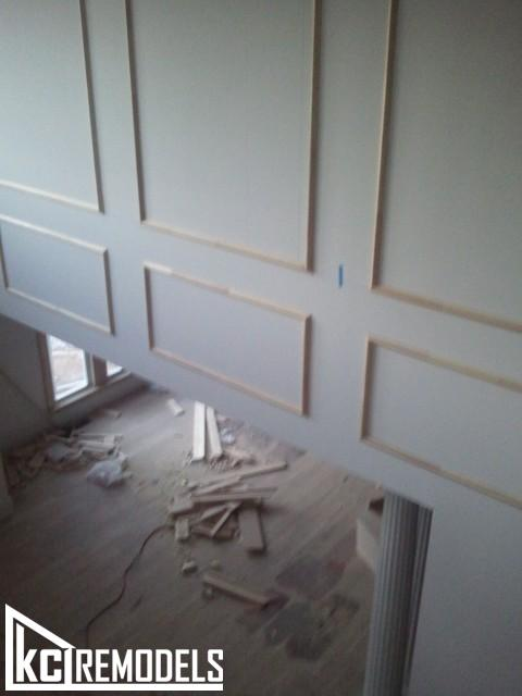 Finish carpentry in Overland Park