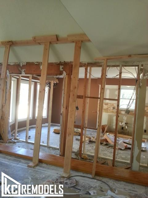 Framing in Overland Park