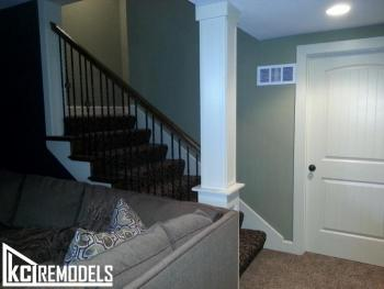 Custom Stairs and Spindles