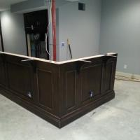 Basement remodel in Cedar Creek AFTER