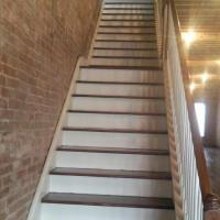 Custom stairs in Kansas City