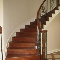 Custom stairs in Overland Park