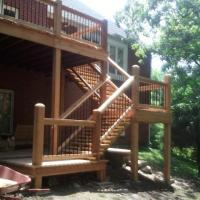 Deck in Overland Park