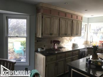 Custom Kitchen Cabinets - Overland Park