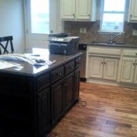 Kitchen remodel in Leawood