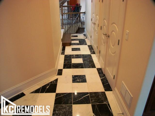Tile flooring in Kansas City