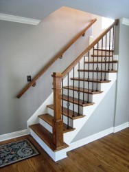 Custom Stairs in Olathe.JPG