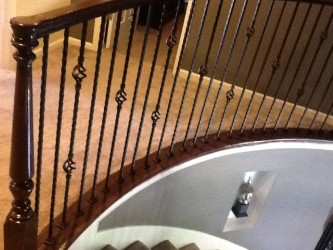 Custom Stairs in Shawnee 2.JPG